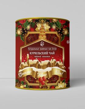 """""""КУРИЛЬСКИЙ ЧАЙ"""""""